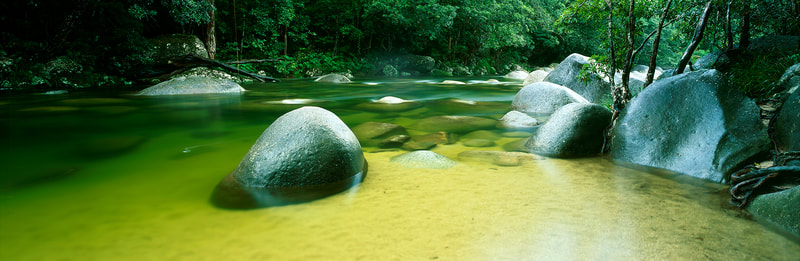 Ethereal, Mossman Gorge, Daintree, Queensland